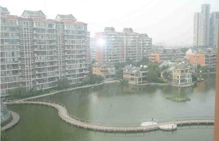 海诺地暖河西梅江蓝水园别墅地暖施工项目