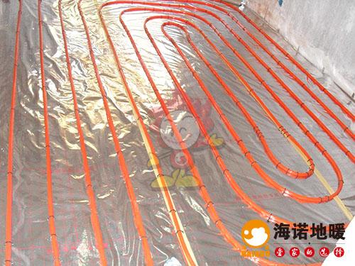红桥弘丽园海诺地暖安装公司