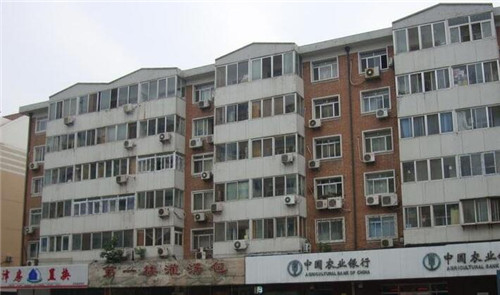 南开区华章里海诺地暖施工案例