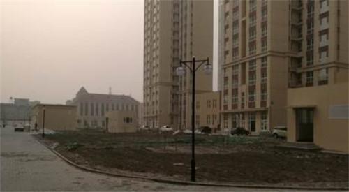 河北区隆成家园海诺地暖施工案例