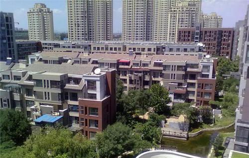 西青区假日风景海诺地暖施工案例