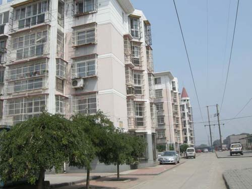 海诺地暖工程案例津南环美公寓项目图片