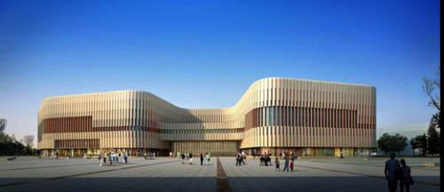 海诺地暖工程案例市文化广场阳光乐园项目图片