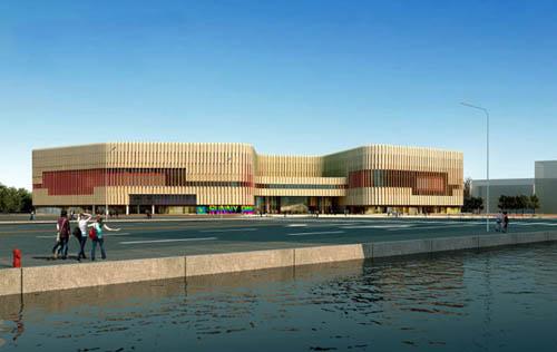 市文化广场阳光乐园海诺地暖工程项目2